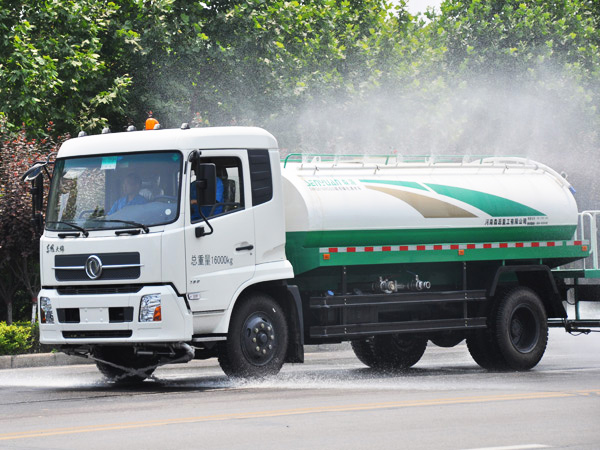 Sanitation Vehicle